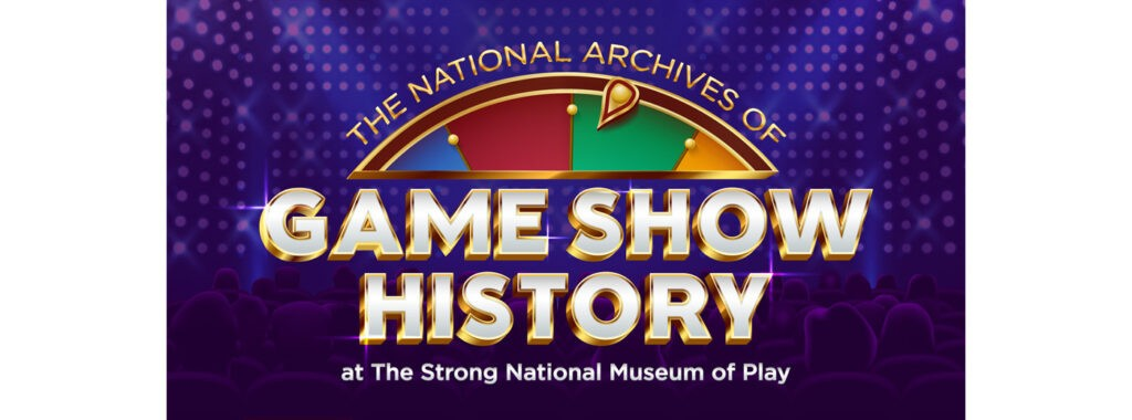 National Archives of Game Show History logo