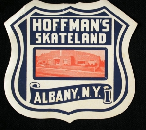 Hoffman's Skateland, Albany NY, about 1960. The Strong, Rochester, New York.