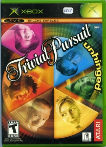 Trivial Pursuit: Unhinged video game, 2004. The Strong, Rochester, New York.