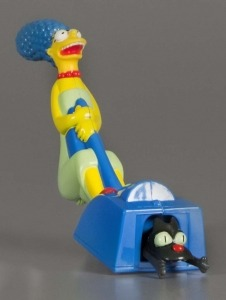 Marge Simpson Vacuum, 1998, The Strong, Rochester, NY.