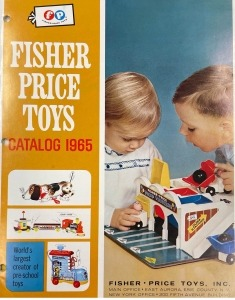 1965 Fisher-Price catalog. The Strong, Rochester, New York.