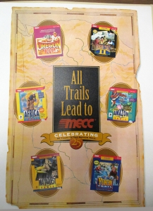 Examples of MECC's other trail games.