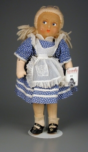 Alice in Wonderland, Alexander Doll Co., about 1935. The Strong, Rochester, New York.