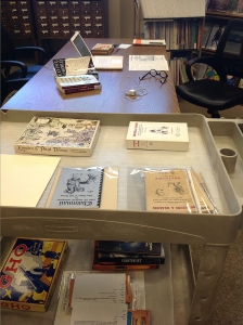 Assorted Dungeons & Dragons artifacts (I)