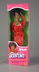 Black Barbie, Mattel Inc., 1979.