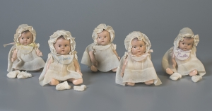 Dionne Quintuplets, Alexander Doll Co.