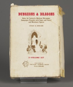 Dungeons and Dragons box