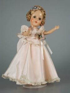 Karen Ballerina, Alexander Doll Co., 1946–1949. The Strong, Rochester, New York.