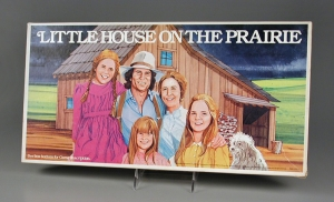 Little House on the Prairie, board game, 1978