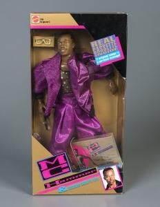 M.C. Hammer doll, Mattel Inc., 1991.