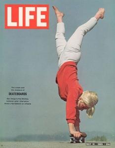 Patti McGee, Life Magazine, May 1964, Courtesy of Creative Commons Attribution
