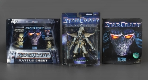 Star Craft artifacts, The Strong, Rochester, New York