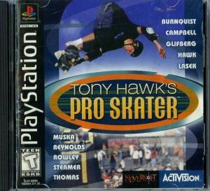 Tony Hawk's Pro Skater, 1999.