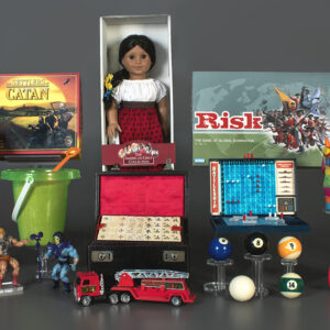 Meet the 2021 Toy Hall Finalists