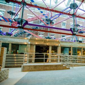 Skyline Climb Ropes Course and Zipline Opens November 26